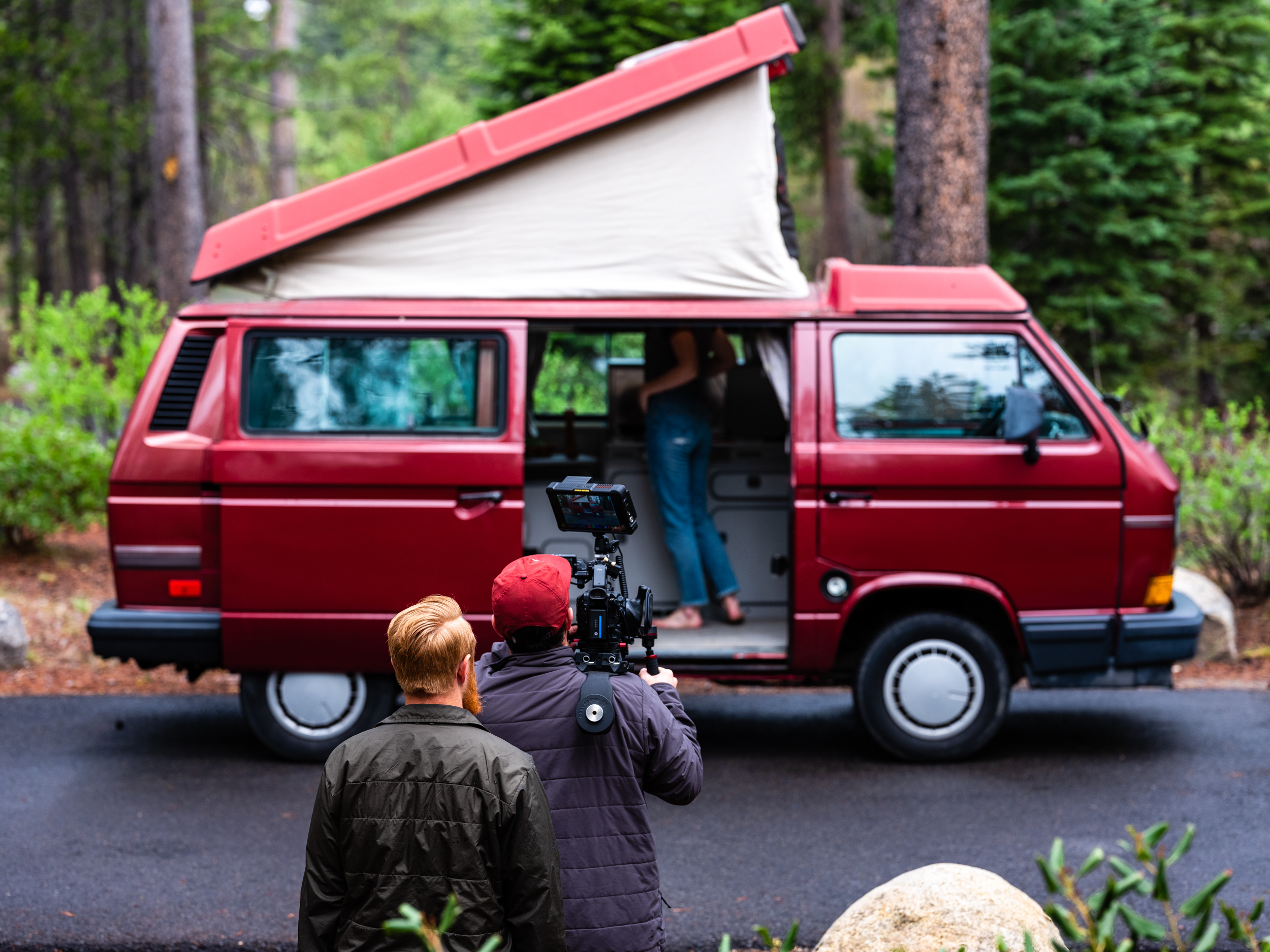 Westfalia_Donner_Making Food_BTS_Paul and Bryce Filming.jpg