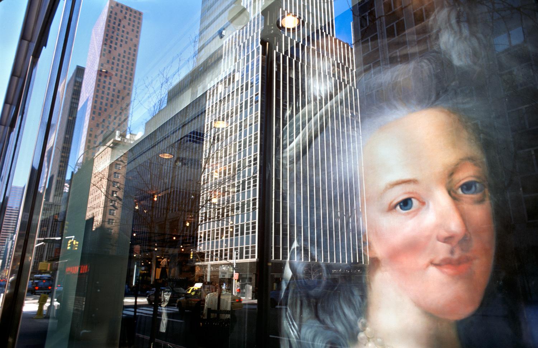Manhattan Portrait