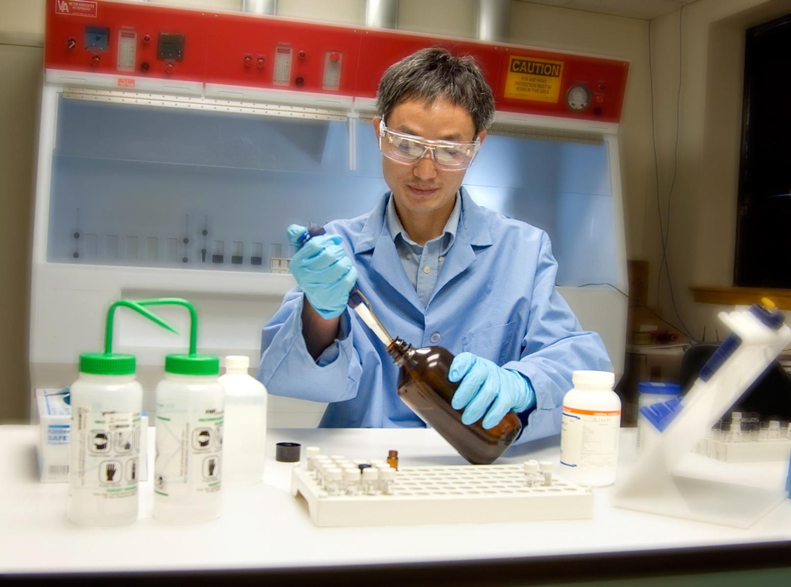 bio medical lab technician