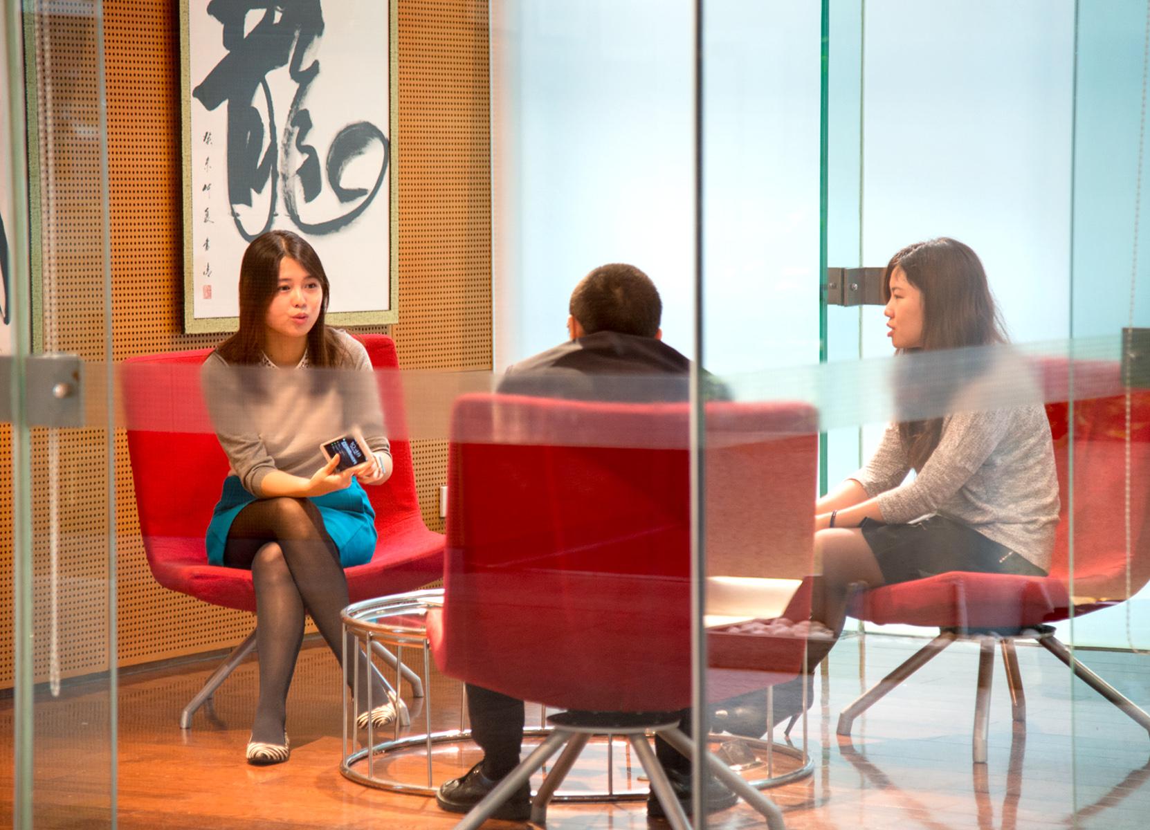 corporate meeting Beijing