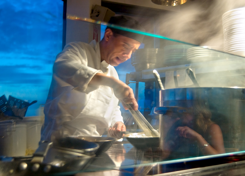 Hyatt Regency chef