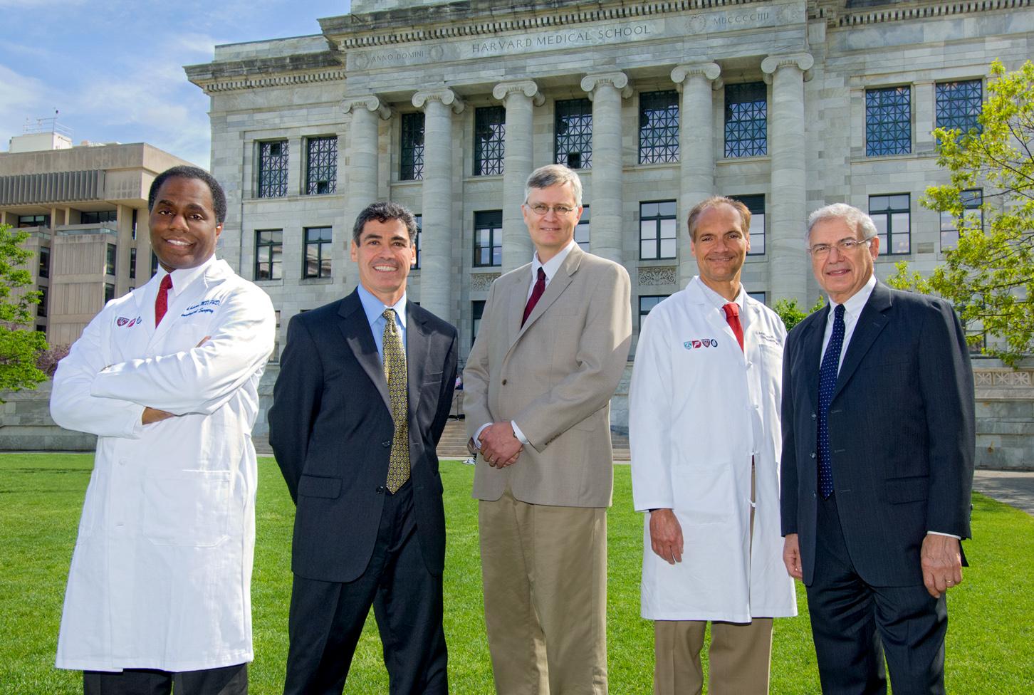 Brigham & Womans surgeons