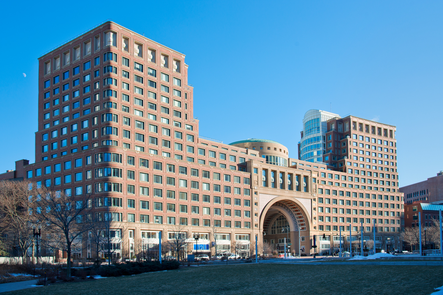 Rowes Wharf Boston