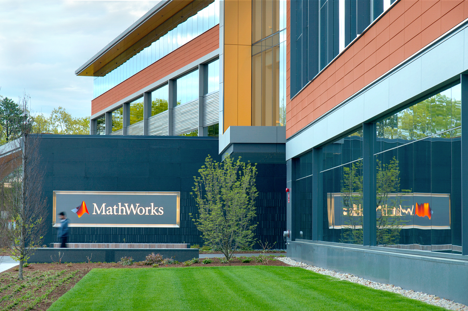 MathWorks Lakeside Campus