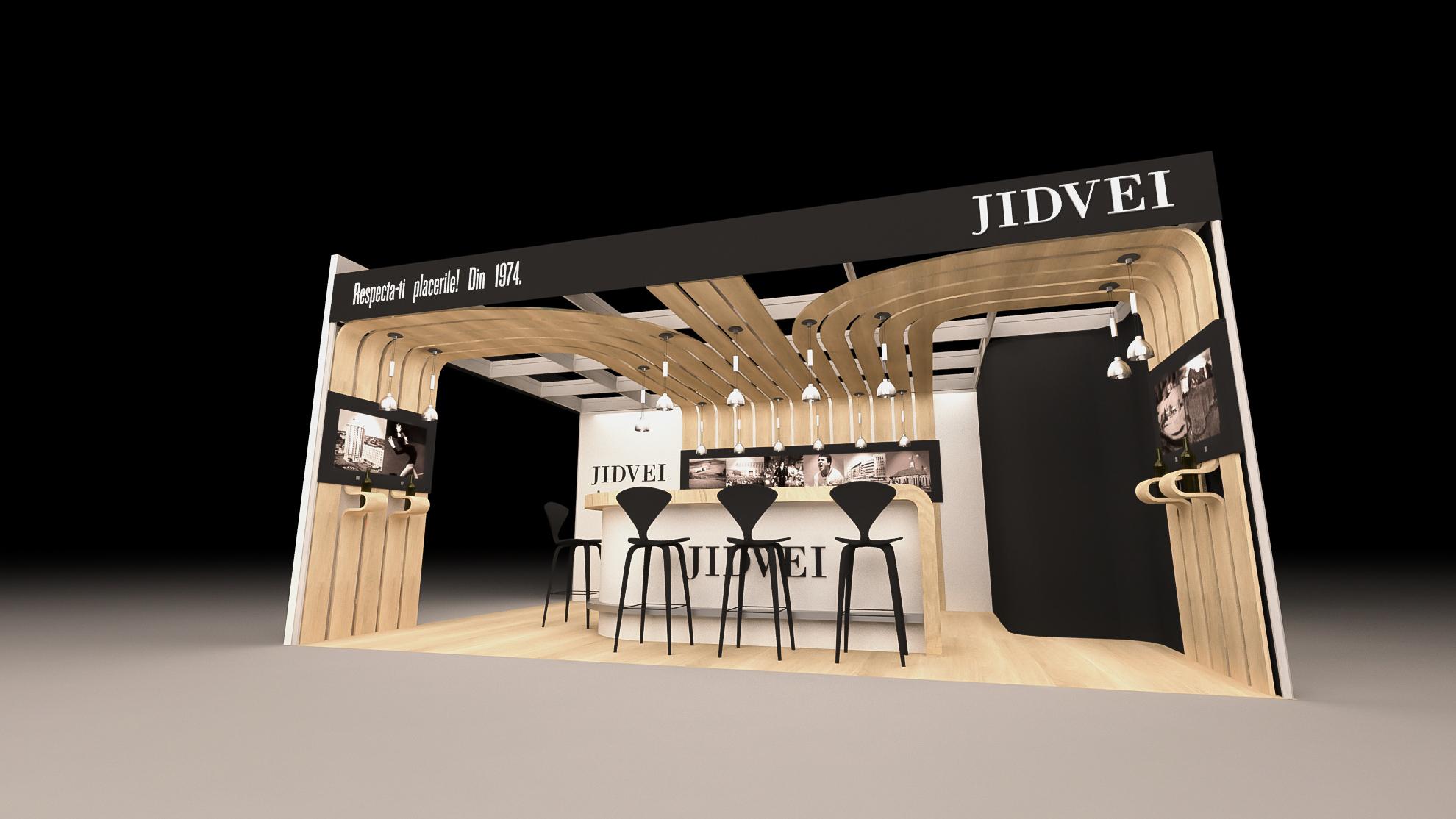 Jidvei Expo Stand