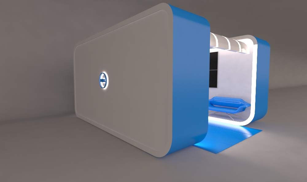 Dell Interactive Stand
