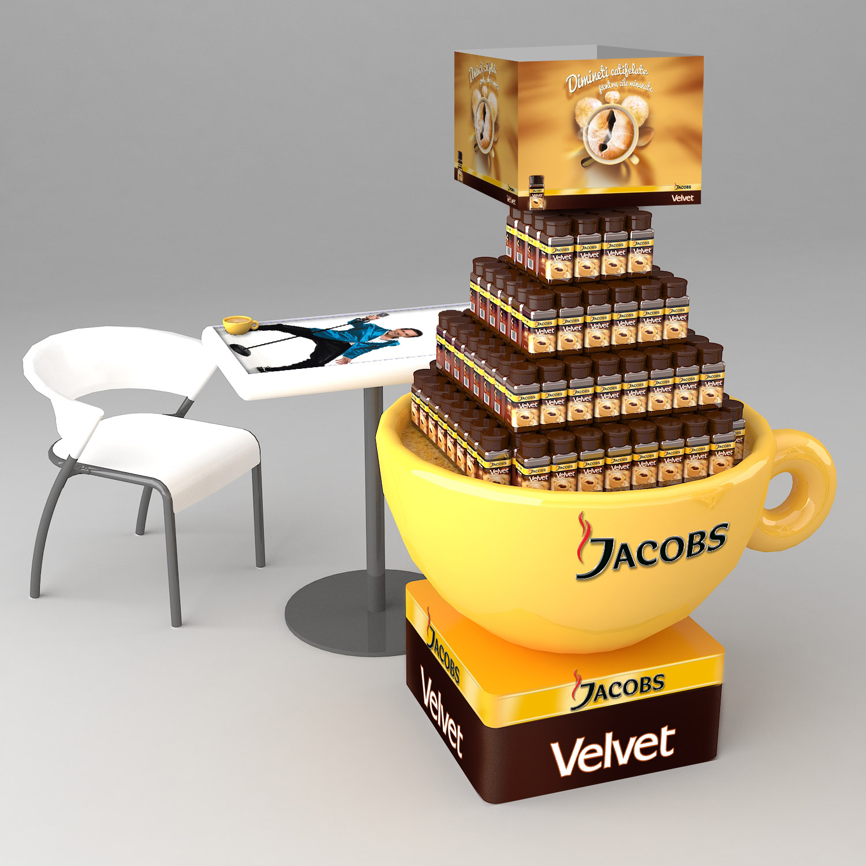 Jacobs Display