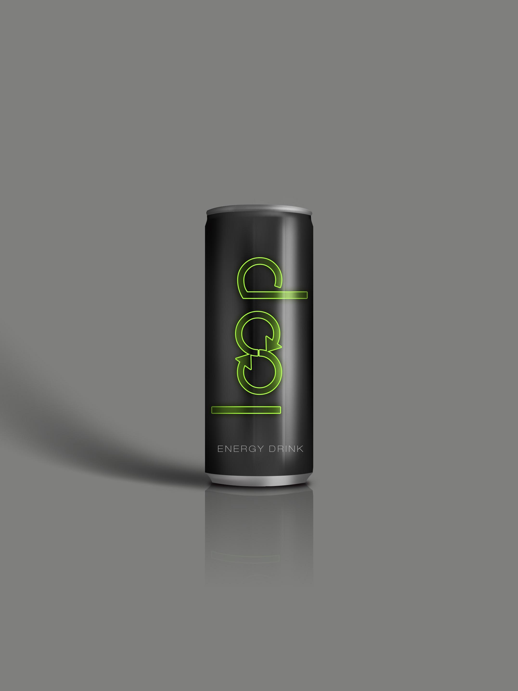 Loop - energy drink concept