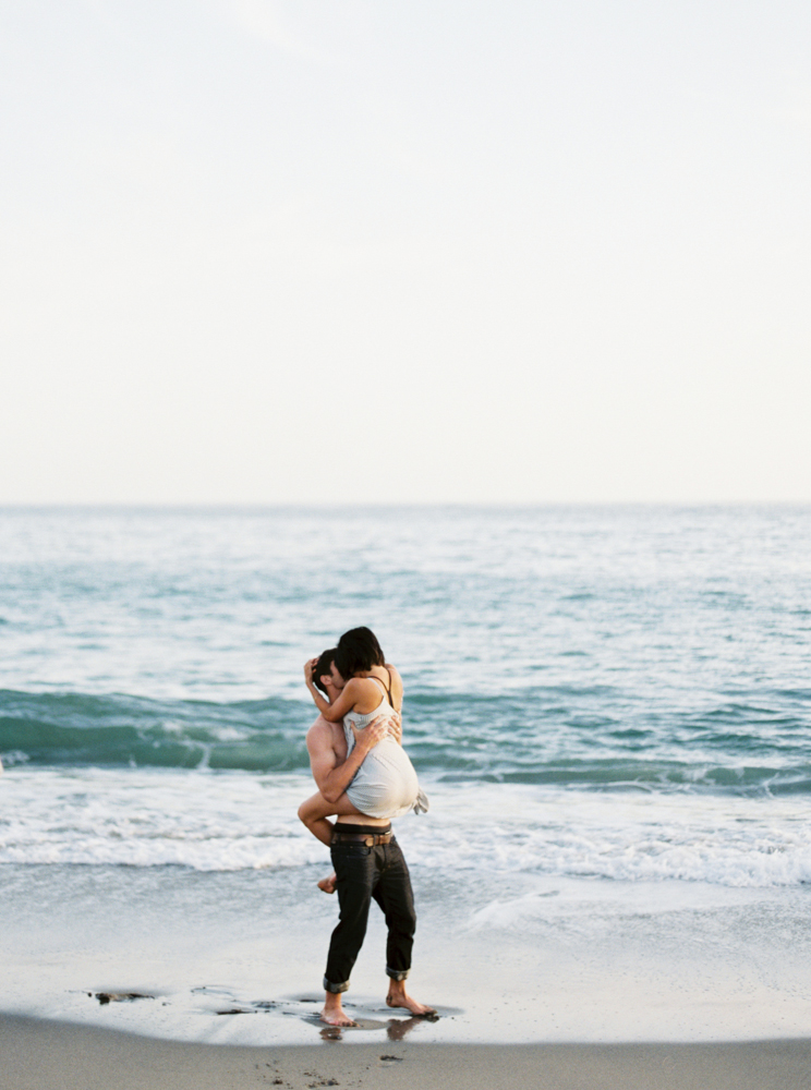 Seaside Engagement   Jessica Rose Photography   Photographed at the Erich McVey Workshop 2015