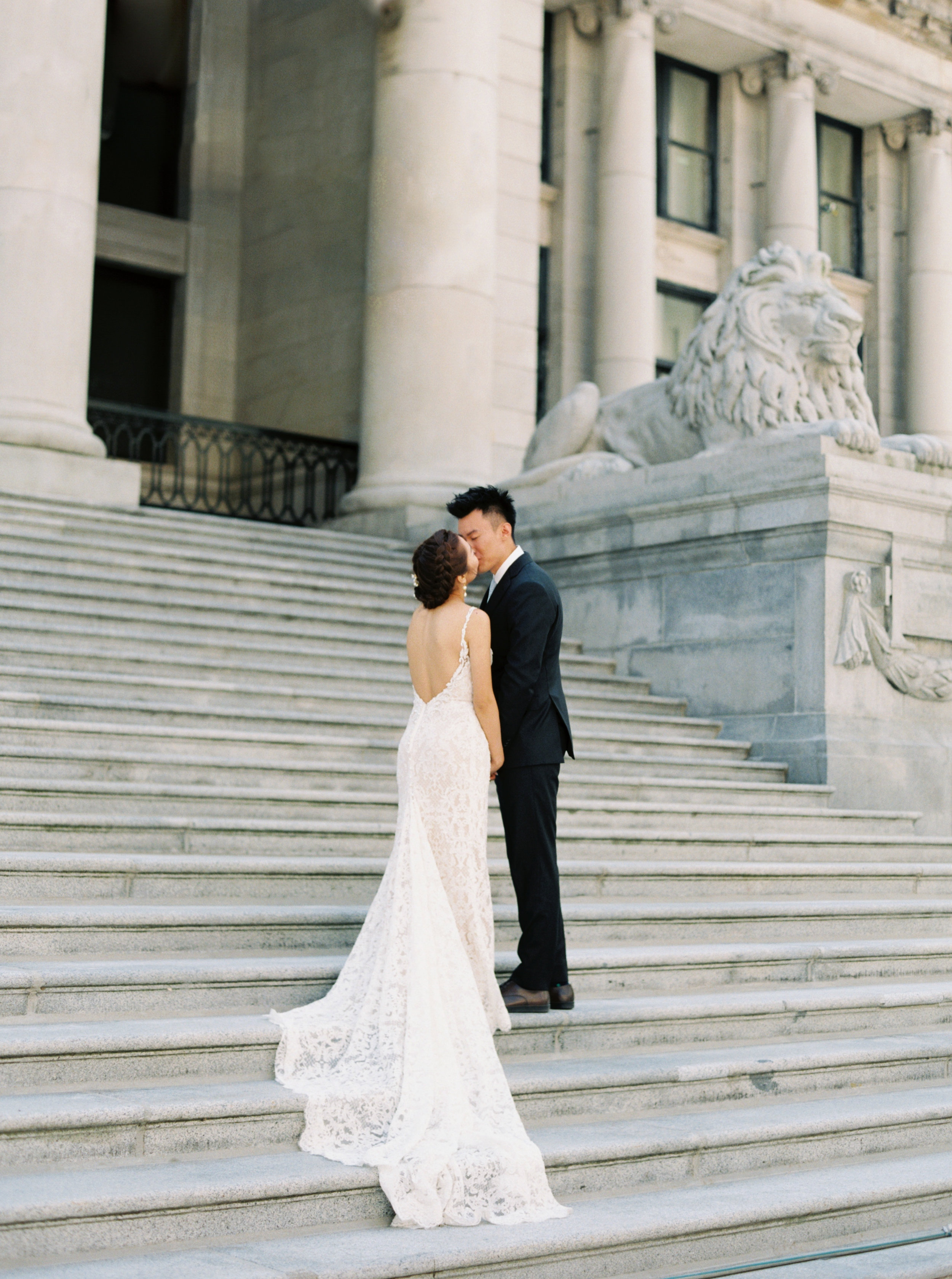 Annabelle & Mike: Hycroft, Vancouver