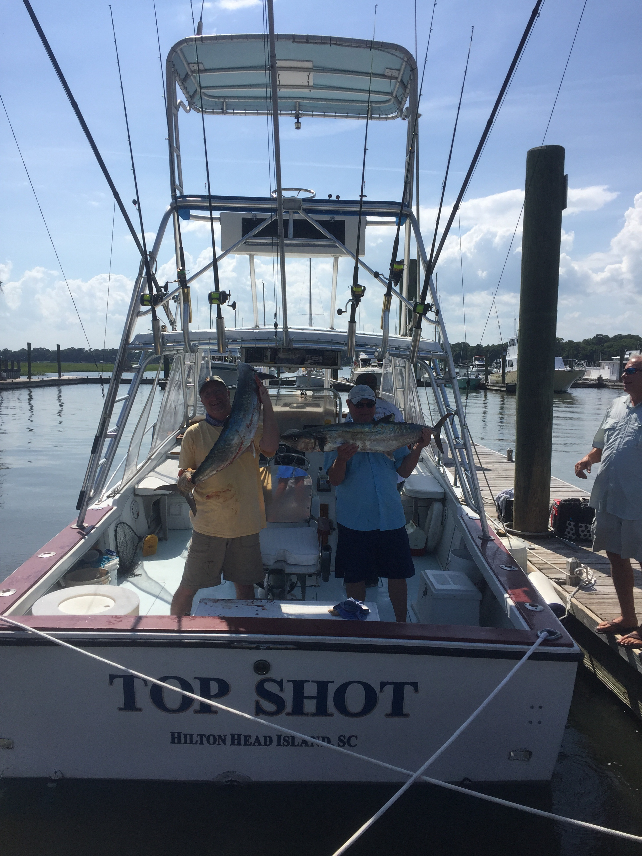 Hilton Head Charter Fishing