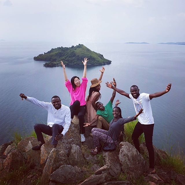 We are filled with Super Power Energies for 2019 Rwanda upcoming season. Finest coffee with Innovation - LetSequoia here we come.  Working Together, Reach New Heights We are Let+Sequoia!!! #rwanda #youngleaders #strongteam #ambition #developmentthroughcoffee  #innovation #wearepassionated #finest #specialtycoffee #wemakeexcellentproductionfromrwanda #letsequoia