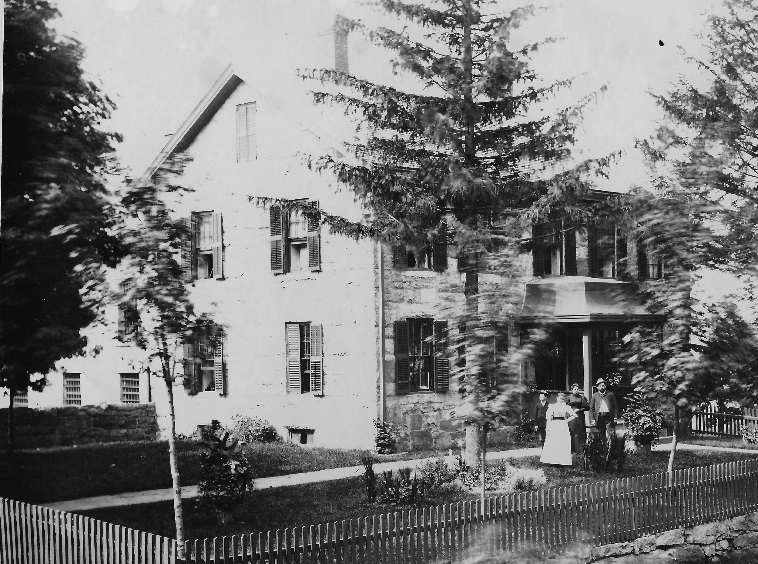 Washington County Jail c. 1898