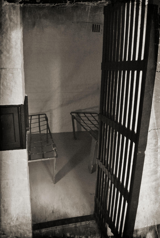 Lower cellblock interior 2015