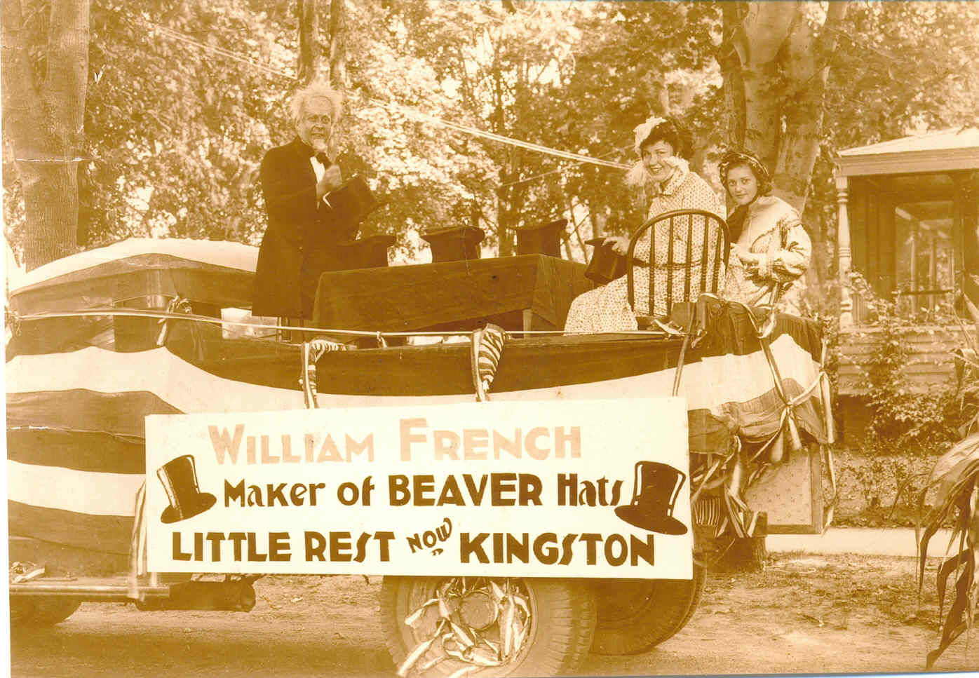 1936 Parade Float