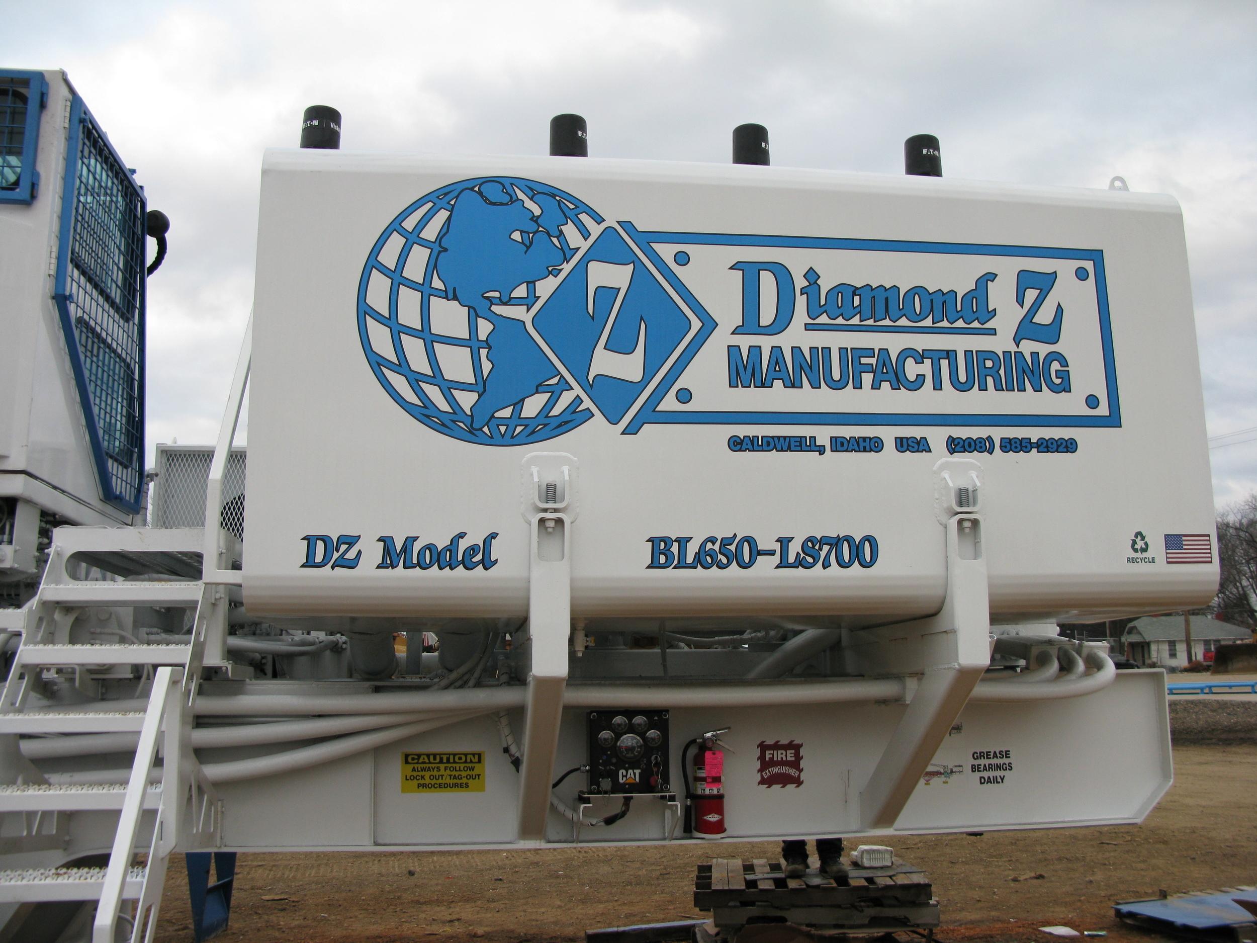 DZ BL650-LS700