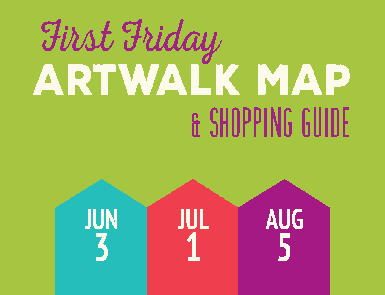 VIEW AND PRINT THE LATEST ARTWALK MAP!