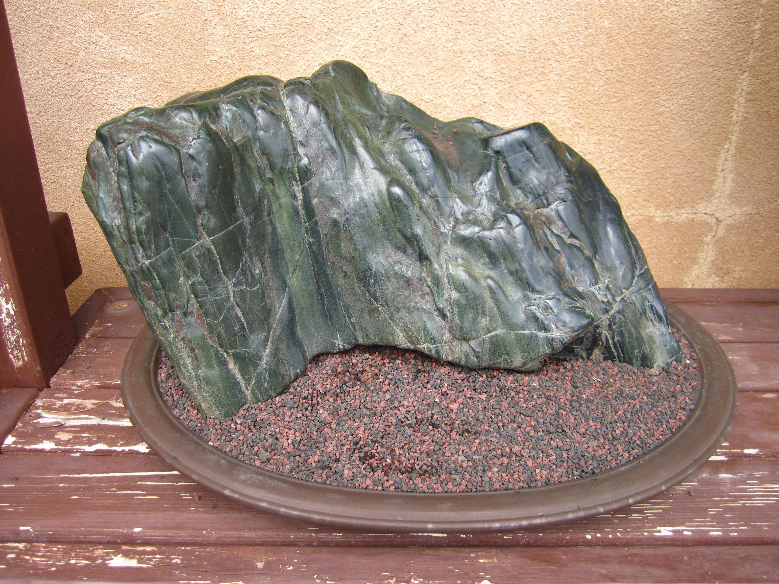 1. Suiseki (Viewing Stone)