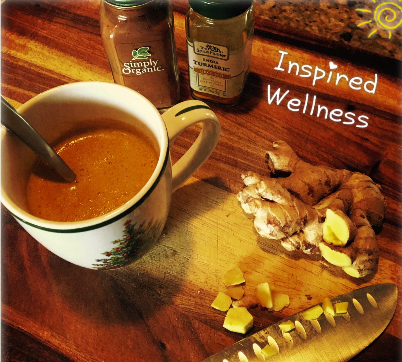 Tumeric-Golden-Tea-Recipe