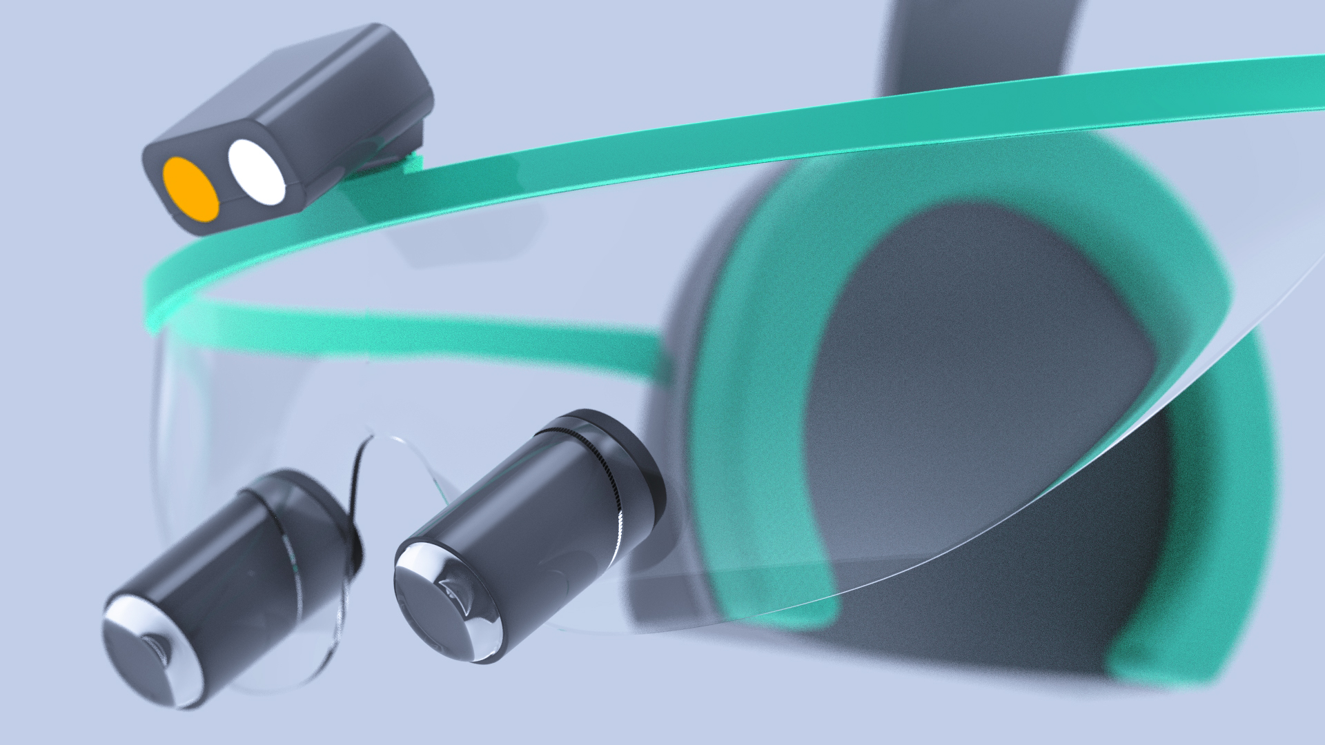 DENTAL LOUPES - Design Research & Concept Development