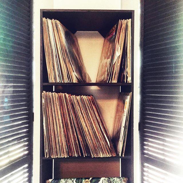 Hotel Lobby hangout tunes...a beautiful collection of classic Puerto Rican vinyl records from the 60's, 70's and 80's. #vinyl #puertorico #salsa #pr #787 #music #classicmusic #records #recordplayer #vintage #vintagevinyl #travelpr #explore #wanderlust2016 #wanderlust #adventure #rincon #rinconpr #quecheverepr #lobby #hotellobby #hotel #boutiquehotel #travelphotography #explorepuertorico #rinconlife #getlost #musically #salsamusic