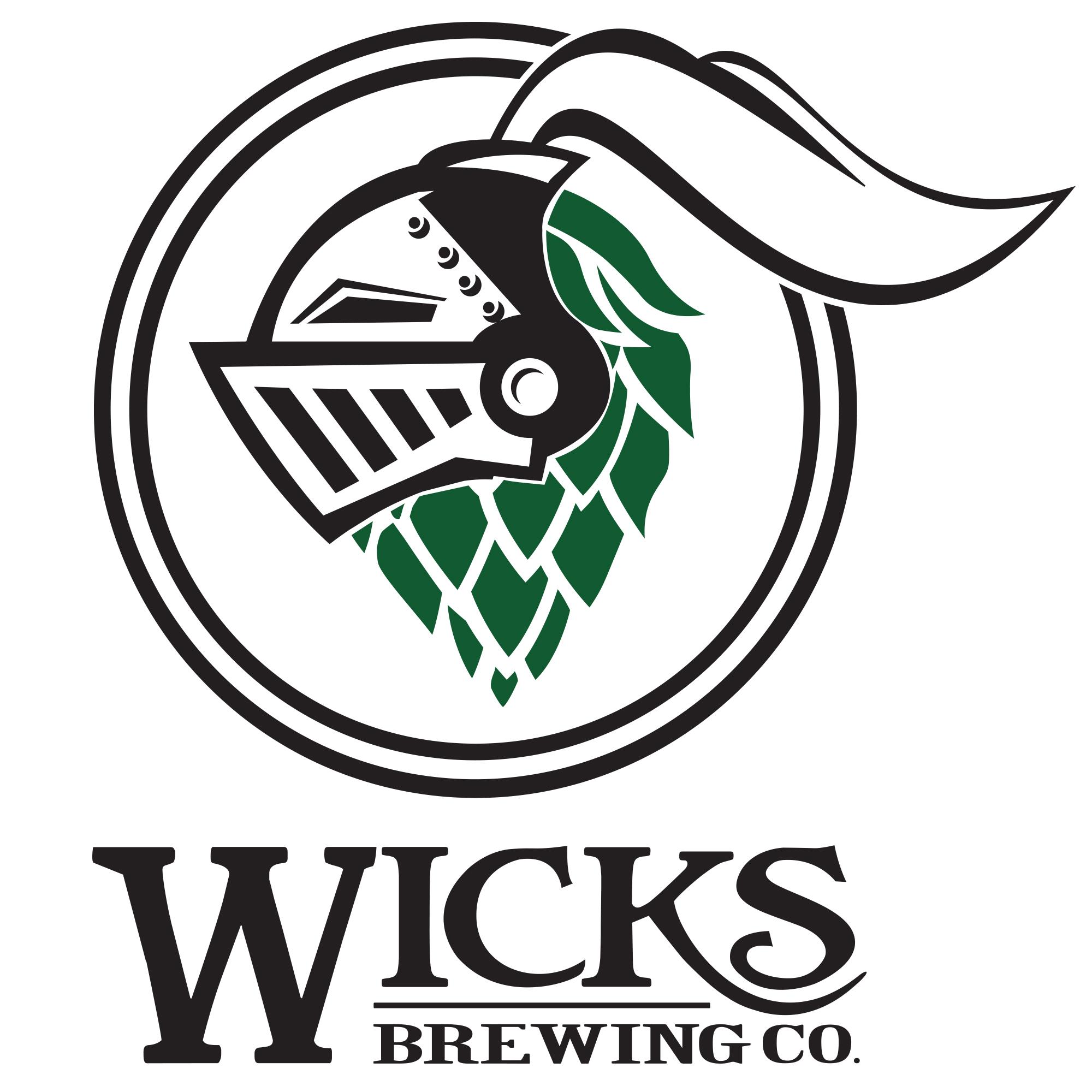 Wicks Brewing Logo