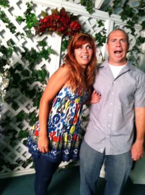 My favorite photo of us. ever.