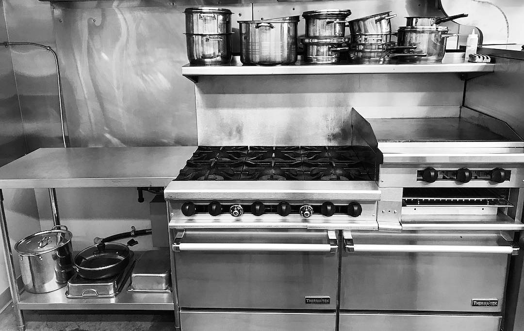 commercial kitchen in lodge.jpg