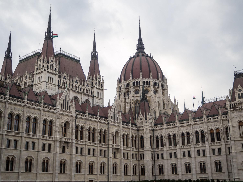 Budapest Parliament, Hungary.
