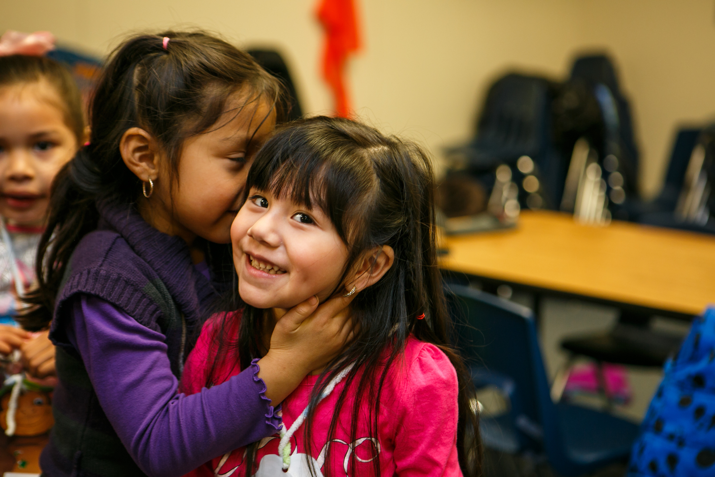 Our services prepare Latino children, birth to five, to be successful in school and to proud of their heritage.