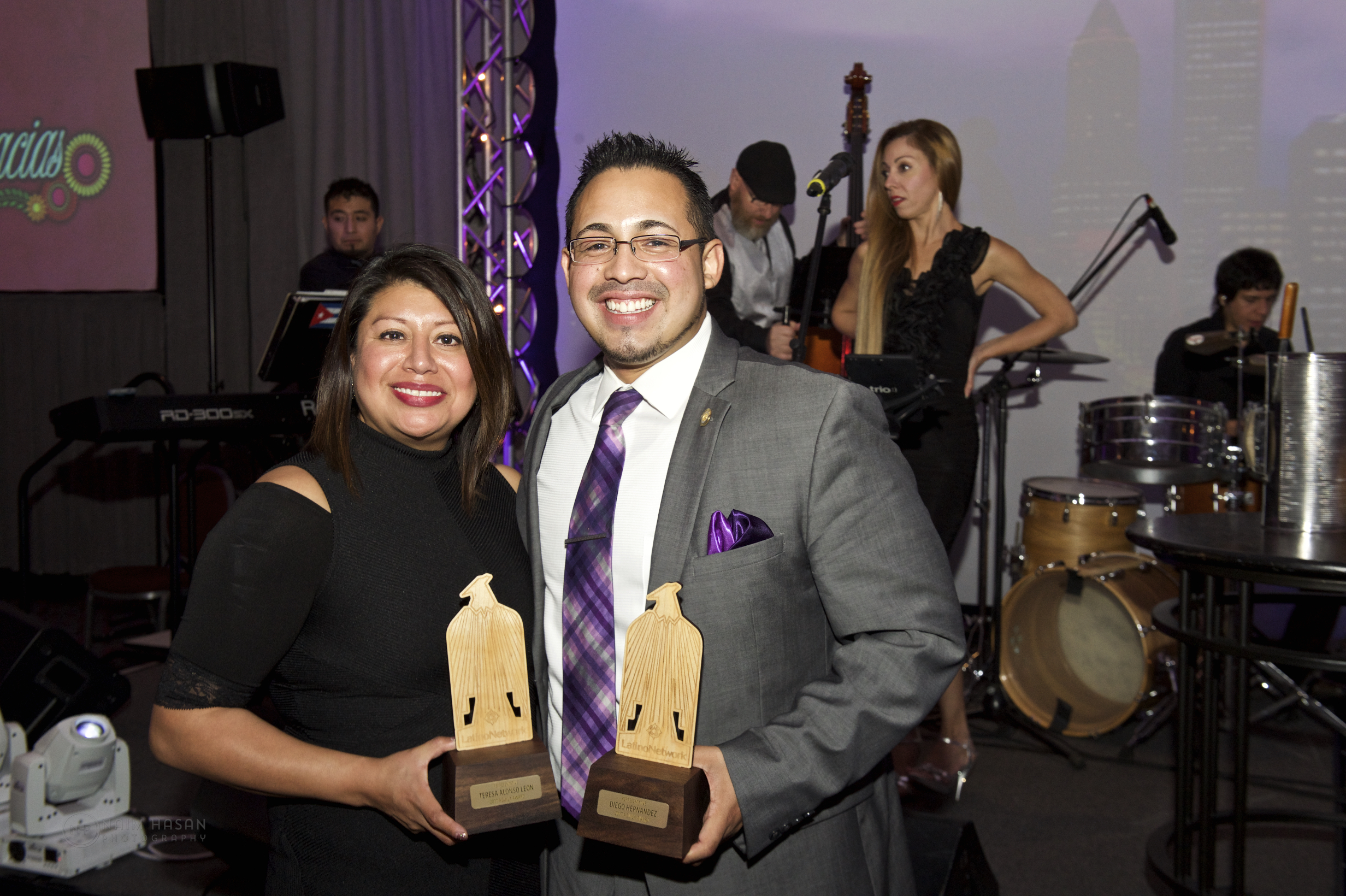 We were incredibly proud to have awarded Oregon State Representatives Diego Hernandez and Teresa Alonso Leon with the Aguila Award this year. Their service to our community and the state of Oregon is incredible! Thank you for all the work you do, Diego and Teresa!