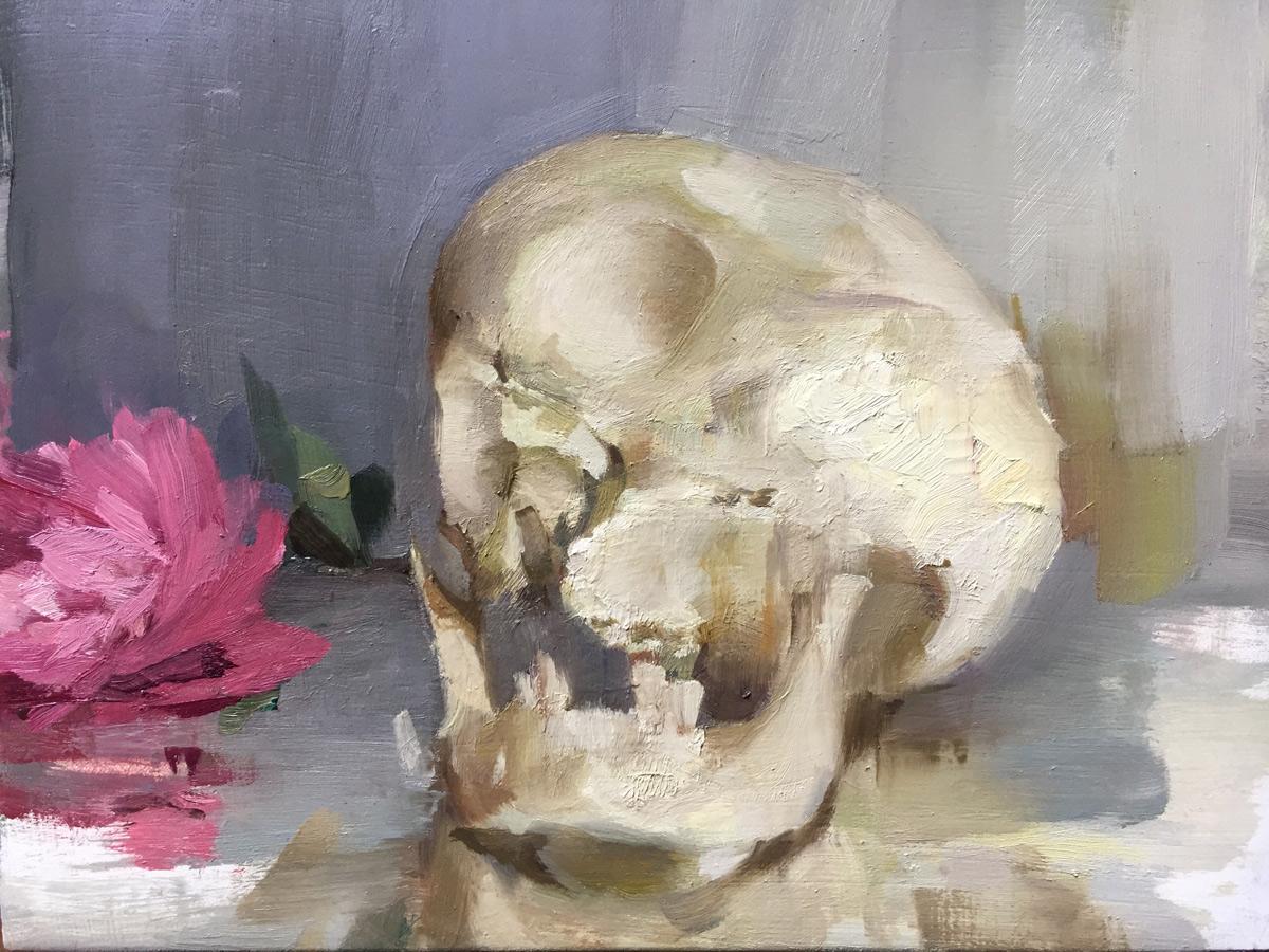 "Kim Cogan ""Still Life"" 8″x10″ Oil"