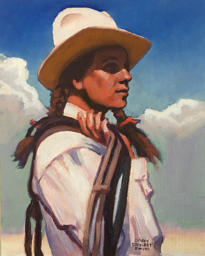 "Gary Ernest Smith ""Cowgirl"""