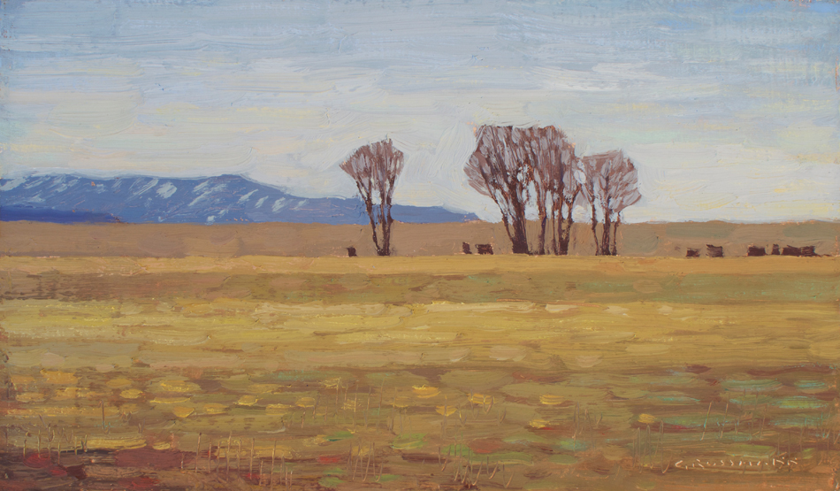 "Grossmann, David ""Early Spring in Buena Vista"""