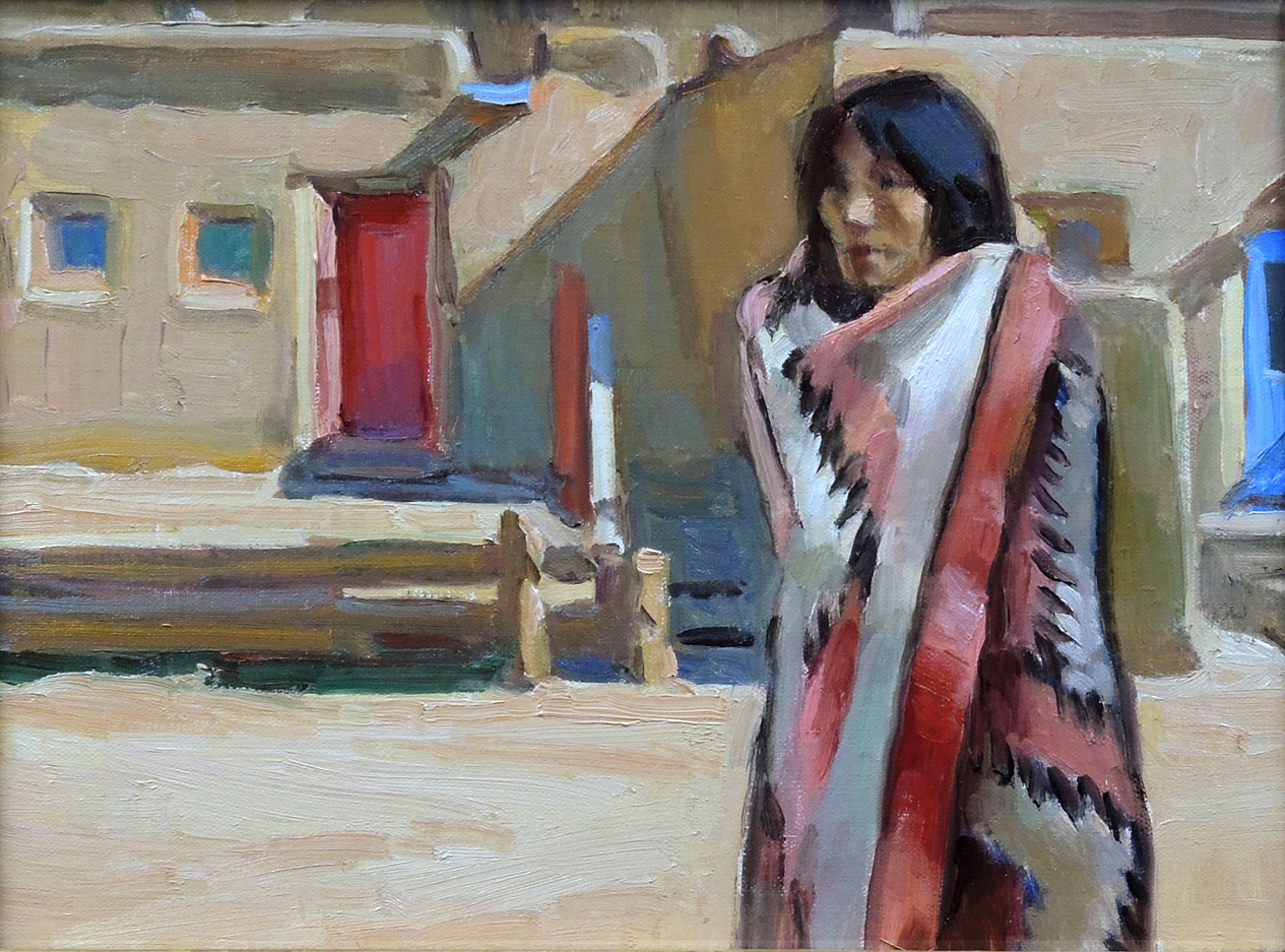 "Ray Roberts ""Pueblo Warmth"""