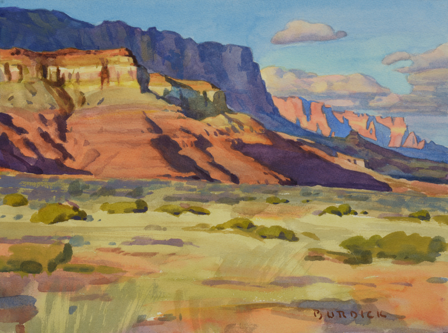 "Scott Burdick ""Vermillion Cliffs"""