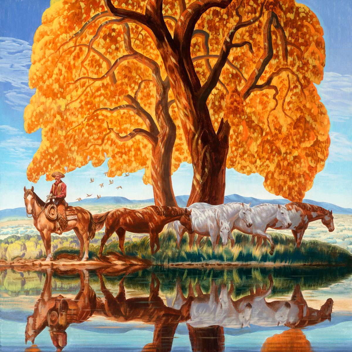 Bryan-Haynes---Watering-the-Remuda---oil---24x24-4,600WEB.jpg