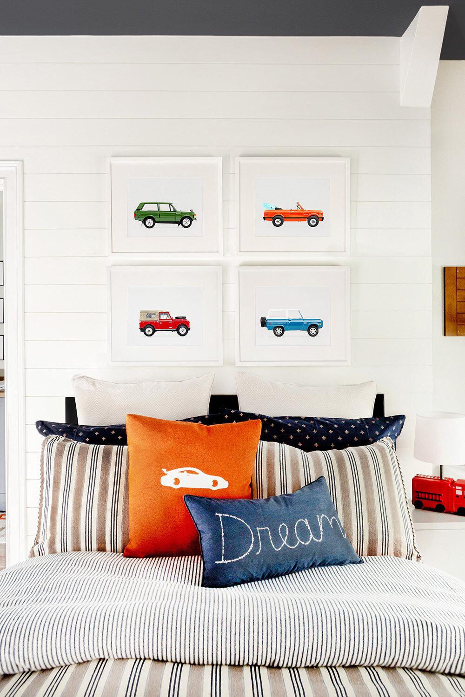 Big Boy Room Get Inspired Leslee Mitchell Art