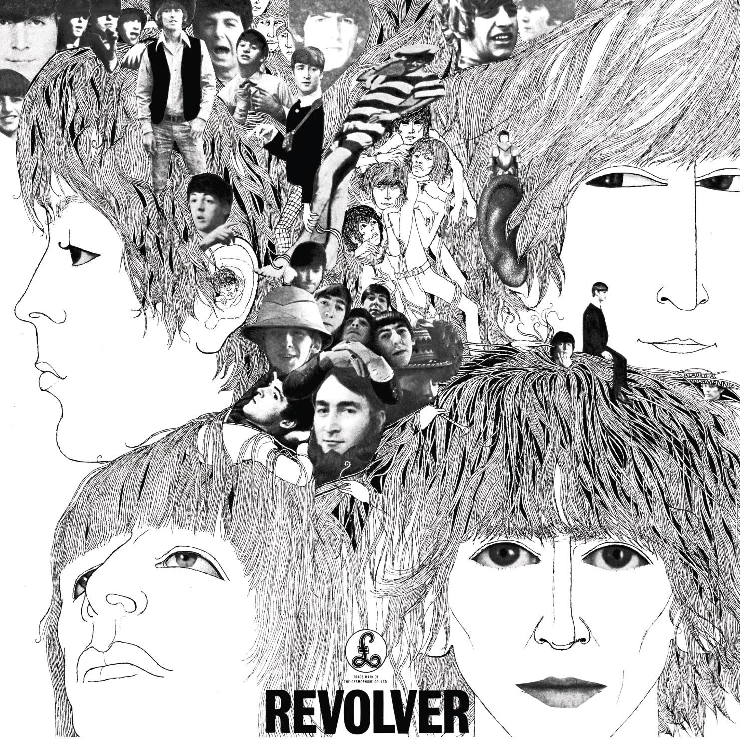 The Beatles, Revolver(1966)