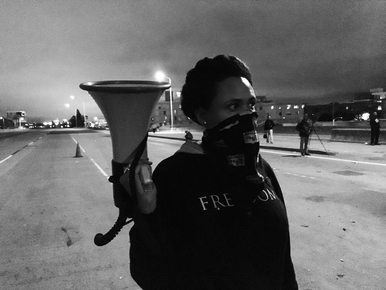 Oakland In Revolt, 5-80 Freeway (2016)