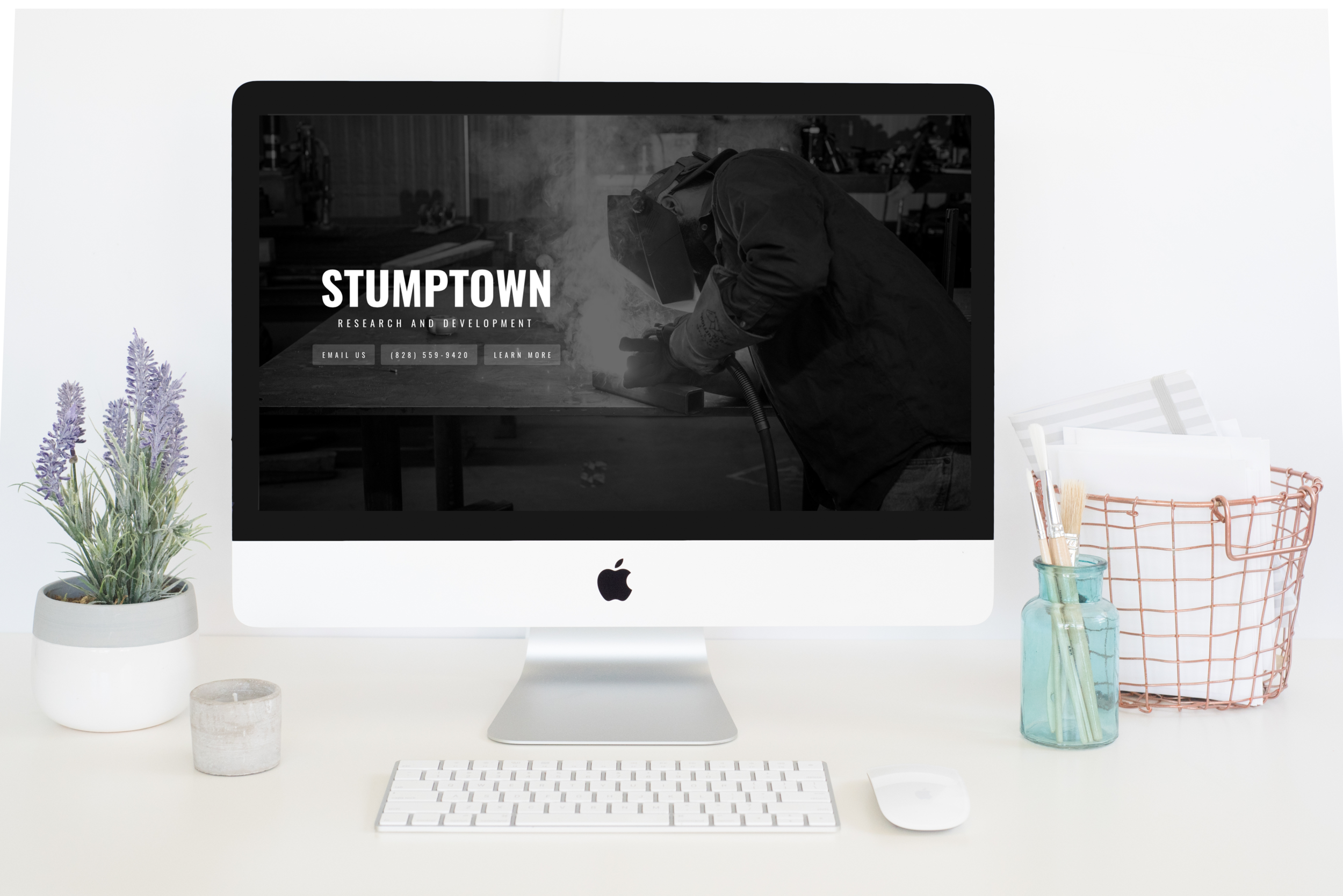Stumptown Research & Development - Manufacturing + Consulting Services
