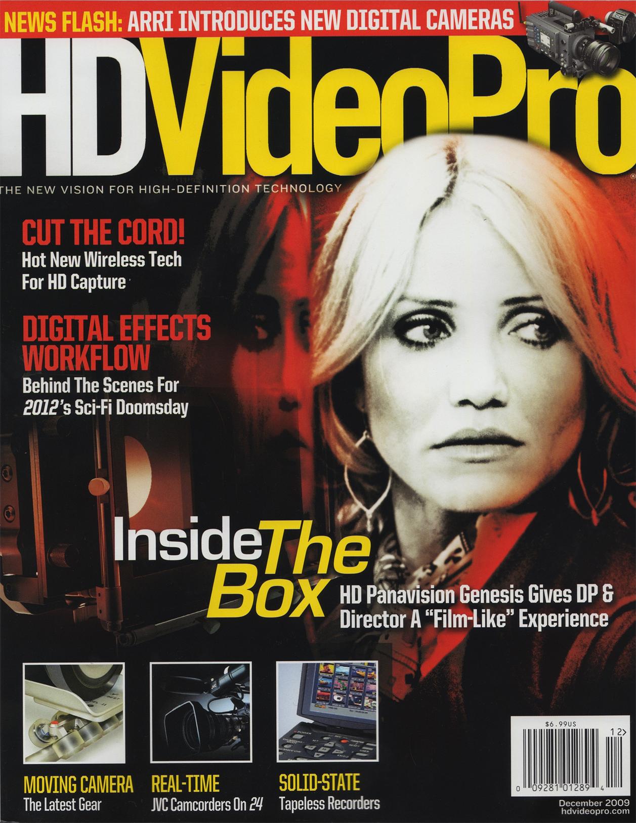 HD Video Pro magazine