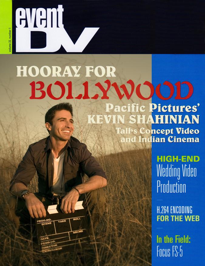 Event DV magazine