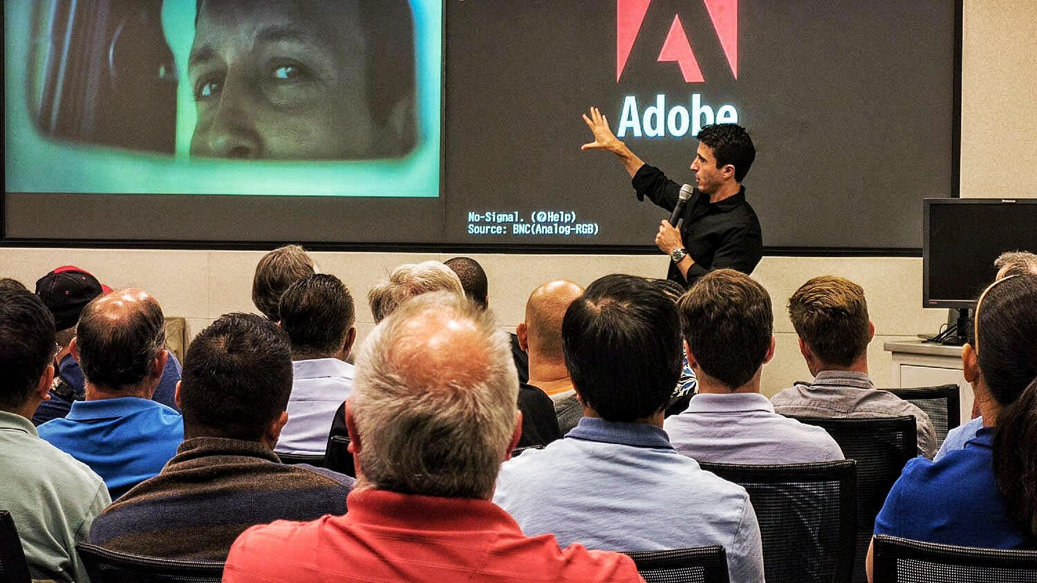 Copy of Kevin Shahinian | Adobe Supermeet