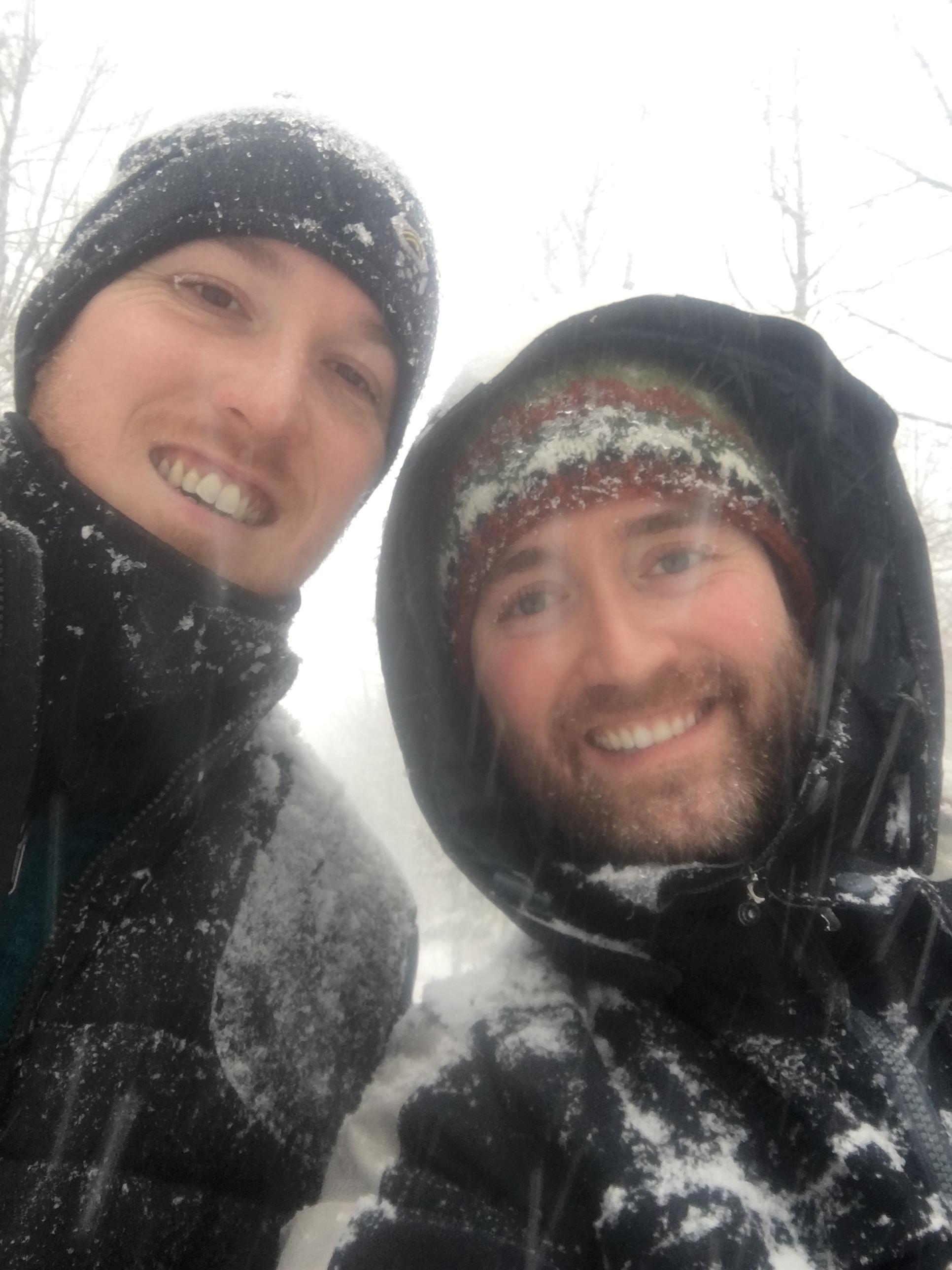 Blizzard, Lake Placid, NY