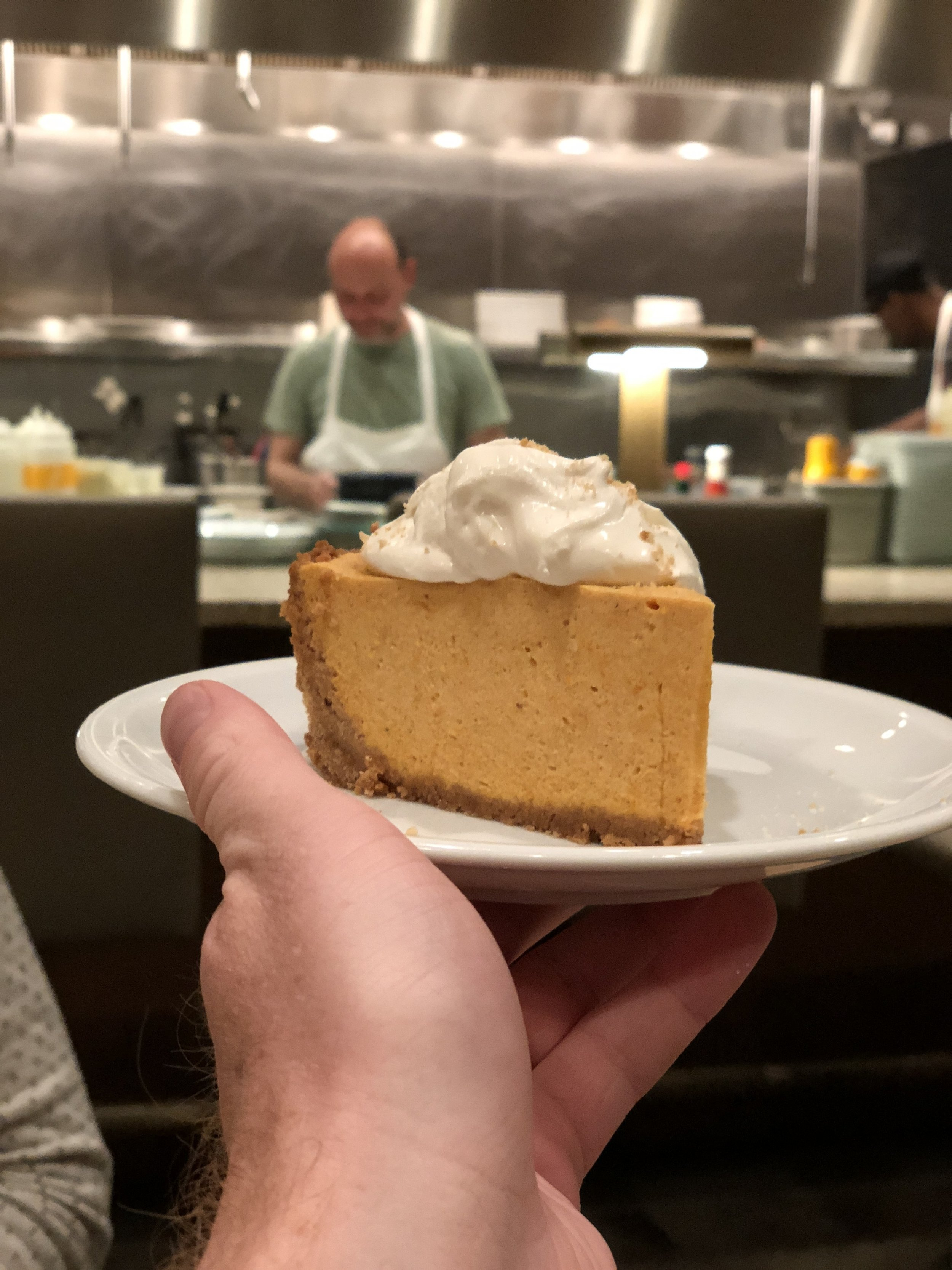 Pumpkin Chiffon Pie, Jack Tar & the Colonel's Daughter