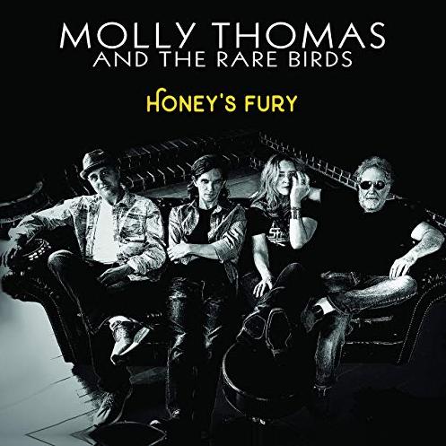 Honey's Fury by Molly Thomas & The Rare Birds