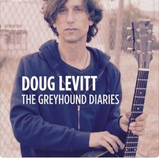 The Greyhound Diaries, Vol. 1 by Doug Levitt