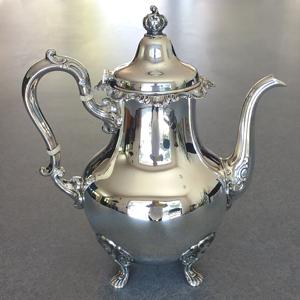 Teapot   restoration a   fire   damage