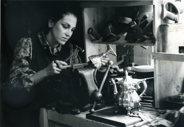 Harriete-Estel-Berman-1983-silver-repair.jpg